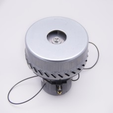 Motor for vacuum cleaners