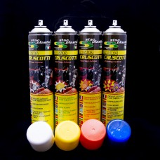 Stac Plastic- antistatic spray with coconut aroma
